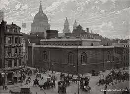 A Grim View Inside Newgate Prison in the 1890s | Blog
